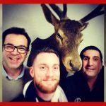 Régis Boissié de Cholet Basket visite RED STAG