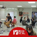 BUSINESS LINK RED STAG CHOLET