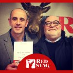 LAURENT BITEAU EN VISITE CHEZ RED STAG